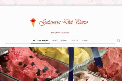 Gelateria del Porto Antibes - Ice Cream Shop