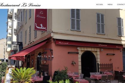 Restaurant Le Venise - Cannes - Mediterranean Cuisine