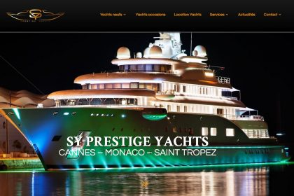 SY Prestige Yachts Cannes - Yacht Sales & Rentals